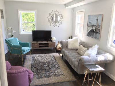 Photo for 4 BR house , 0.5 mile to metro