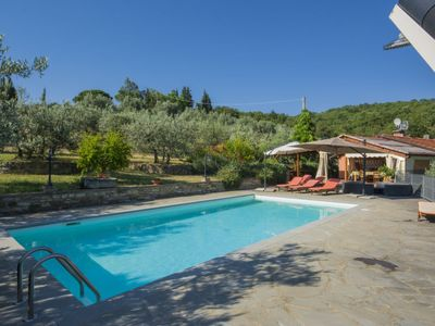 Photo for 3 bedroom Villa, sleeps 7 in Podere Monte Lucci with Pool and WiFi