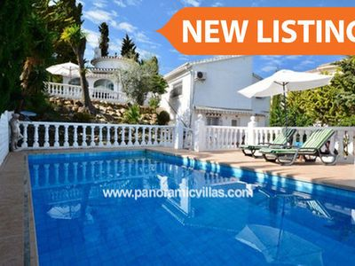Photo for 4 bedroom Villa, sleeps 9 in San Francisco with Pool, Air Con and WiFi