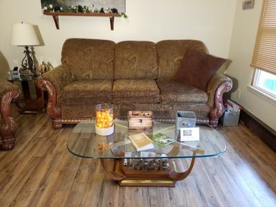 Photo for 2 BEDROOM LODGE APARTMENT LOCATED CLOSE TO ROARING RIVER AND MARK TWAIN FOREST