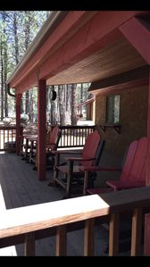 Photo for Stunning Off-grid Cabin Retreat! Quiet and Private!