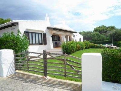 Photo for 4 bedroom Villa, sleeps 7 in Binibèquer Vell with Pool and WiFi