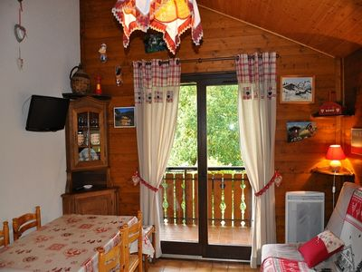 """Photo for Residence """"Les Genepis"""" located in the sector """"Les Thoules"""". Quiet residence with beautiful view of"""