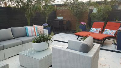 Photo for Luxury Townhouse-Enjoy this new private outdoor area ...
