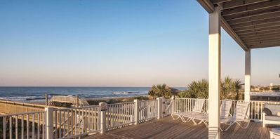 Photo for Brand new oceanfront luxury home with pool, sleeps 38