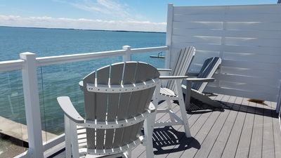 Photo for Brand New Beautiful Waterfront Put-in-Bay Condo - 4 BR 3 BA - 12 ppl max