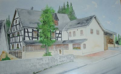 Photo for Family and pet friendly holiday apartment in the Eifel National Park