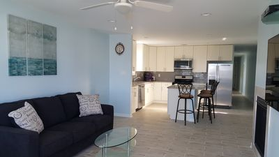 Photo for New Oceanview 3BR, 2Bath, great view and location (UNIT A, First floor)