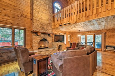 This 3-bedroom, 4-bathroom home boasts 2,055 square feet of living space.