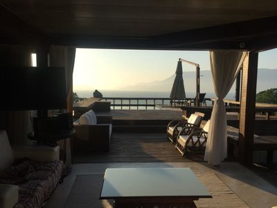 Photo for Beautiful island house with magnificent view