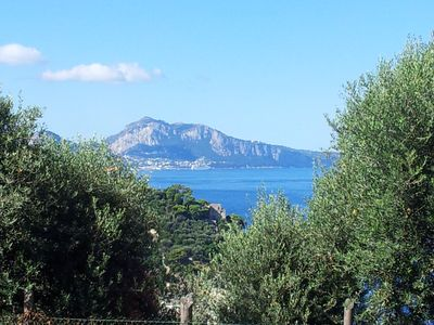 Photo for Beautiful villa on the sea, in the Sorrentine Peninsula, close to Capri and Naples