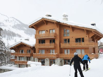 Photo for High standard apartment in a traditional chalet at the foot of the slopes