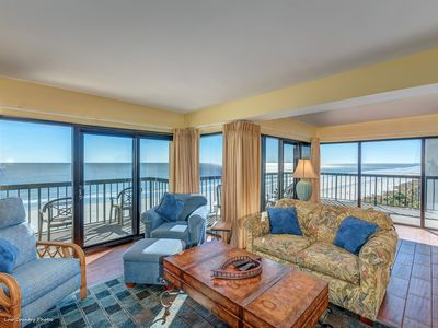 Photo for Custom Designed, Oceanfront 3BR/2BA Luxury Penthouse At The Savoy!
