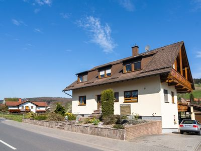 Photo for Modern Apartment in Mossautal Germany with Balcony