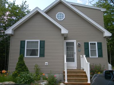 Photo for Beautiful PT Sebago home- July 1-5 and July 5-11 available