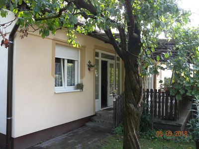 Photo for 2BR Apartment Vacation Rental in Balatonboglár, Balaton