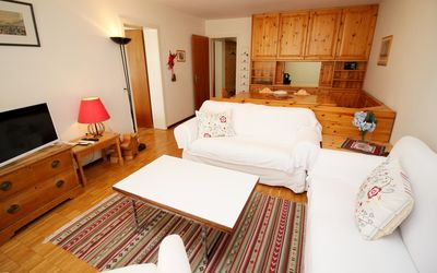 Photo for Super centrally located apartment house in St. Moritz Bad