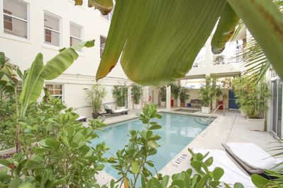1 bedroom with Pool and Hot Tub