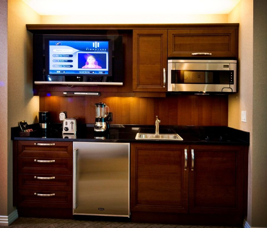 Master Bedroom Kitchenette mgm~ signature studio with kitchenette - homeaway las vegas