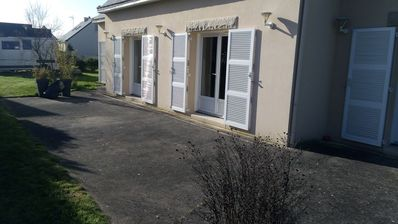 Photo for Family house in Binic, less than 1 km from the beaches.