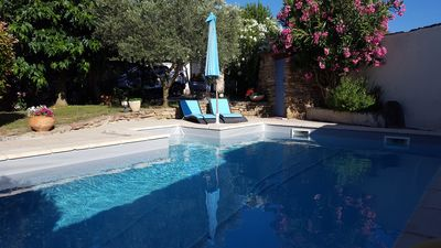 Photo for Nice house with pool near Sainte Victoire