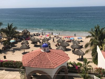 Photo for PV Luxury Beachfront Condo Playa Bonita at Los Muertos Beach