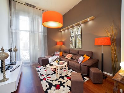 Photo for 5BR Apartment Vacation Rental in Barcelona, Catalunya