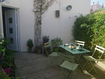 Photo for 1BR House Vacation Rental in La Rochelle, Nouvelle-Aquitaine