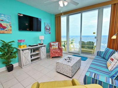 Photo for Lighthouse 1416 - Beautiful 1BR/2BA with Bonus Room in the Heart of Gulf Shores