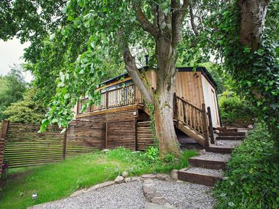 Photo for 1 bedroom Log Cabin in Gilwern - 75206