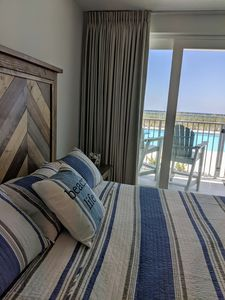 Photo for NEW CONSTRUCTION 2019!  2000+ SQFT Total Living - Direct Walk out Pool & Beach!
