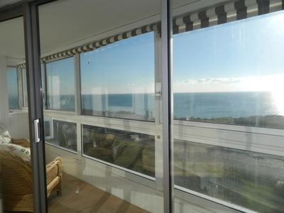 Photo for Flat with panoramic SEA VIEWS & BALCONY in Southbourne - FM791