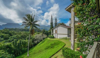 Photo for Aloha Condos, Hanalei Bay Resort, Condo 1525-26, Mountain View, AC