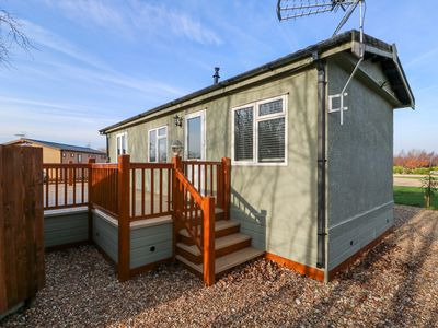 Photo for Wagtail Lodge, MARSTON, LINCOLNSHIRE