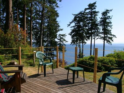 Photo for Secluded getaway with panoramic view and beach access (132)