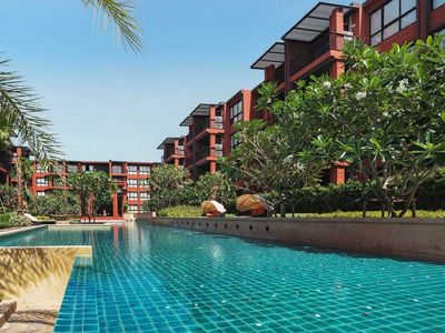 Photo for 1-Bedroom Apartment with Pool in Hua Hin