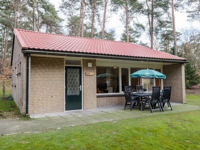 Photo for 6-person bungalow in the holiday park Landal Coldenhove - in the woods/woodland setting