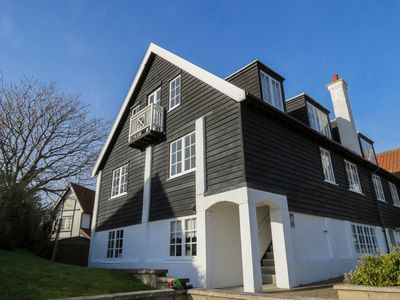 Photo for 3 Ogilvie Lodge - Traditional Thorpeness property with stunning seaviews