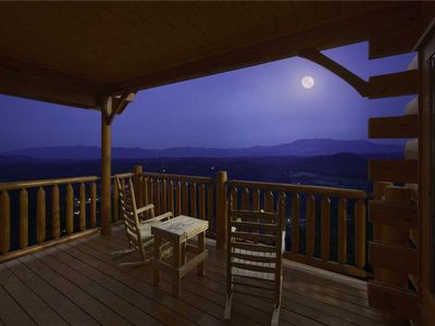 Photo for 100 Mile View | Pet Friendly | Beautiful Mountain Views | Wi-Fi | Pool Access