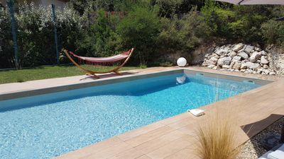 Photo for Holiday Villa in South of France, Languedoc Region