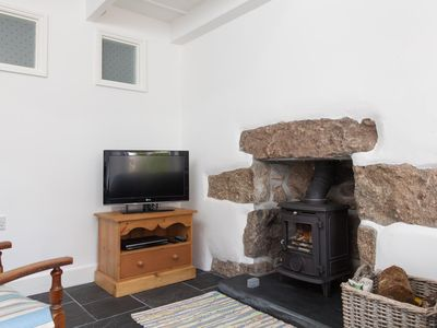 Photo for 2BR Cottage Vacation Rental in Mousehole