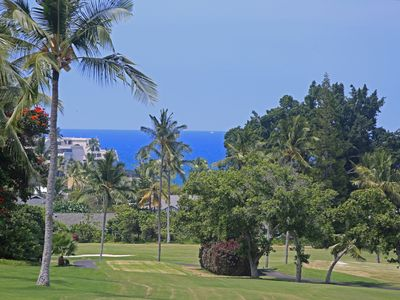 Photo for Summer special! $138 night, 2/2 condo on Golf Course w/ocean views, A/C & WiF