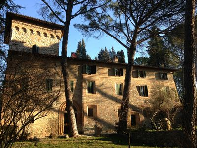 Photo for Organic Agriturismo of charme Palazzi Rufini, 15 minutes from Perugia