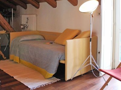 Photo for Vacation home Torre in Porto Valtravaglia - 12 persons, 5 bedrooms