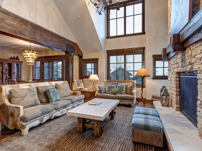 Photo for CDC Approved Cleaning! Ski-in/Ski-out SIlver Star Community - Location + Amenities