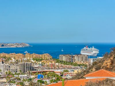 Photo for Amazing View, Best Location, Perfect Penthouse for Cabo Vacation!