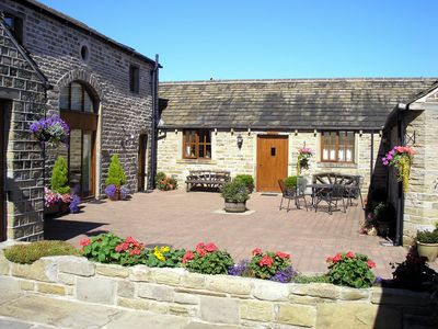 Photo for Idyllic self-catering cottages at Castle Hill between Huddersfield and Holmfirth