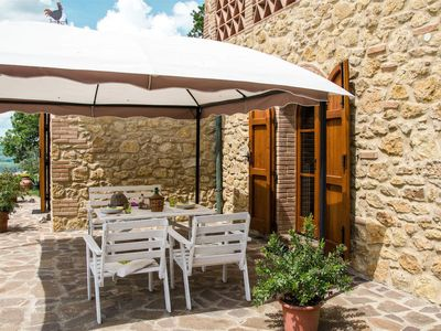 Photo for Vacation home Casolare Ser Chelino (VOL105) in Volterra - 3 persons, 1 bedrooms