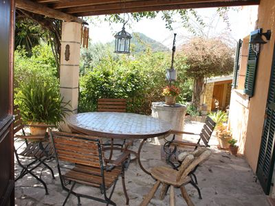 Photo for Picturesque holiday home with large terraces and garden in Andratx-WLAN free of charge
