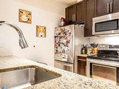 Photo for 1BR Condo Vacation Rental in Jersey City, New Jersey